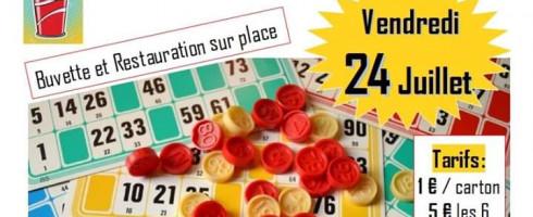 Un loto organisé par les adhérents du centre social les «4 saisons»