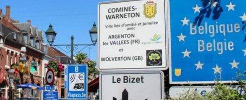 Comines-Warneton : Communiqué de la Bourgmestre Alice Leeuwerck suite à la conférence de presse de la première ministre Sophie Wilmès