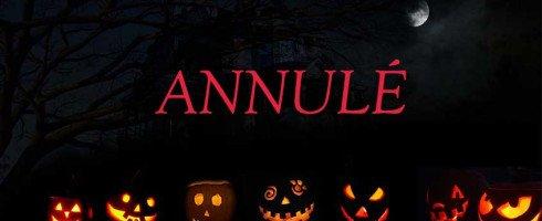 ÉVÉNEMENT : L'événement Halloween organisé par l'Union Commerciale Armentières Shopping les AS est annulé.