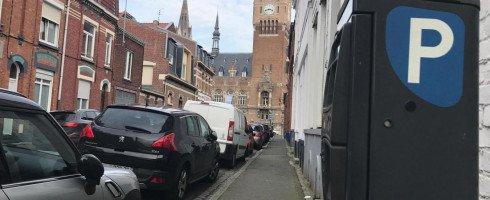 Armentières : Pas de trêve pour le stationnement payant