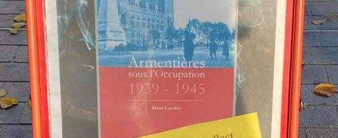Il est possible de passer commande pour le dernier ouvrage de Hans Landler