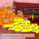 HAUTS-DE-FRANCE : Alerte Orange neige et verglas dès ce dimanche 00h jusqu'à 16h
