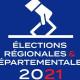 Les élections départementales et régionales se tiendront les 13 et 20 juin 2021.